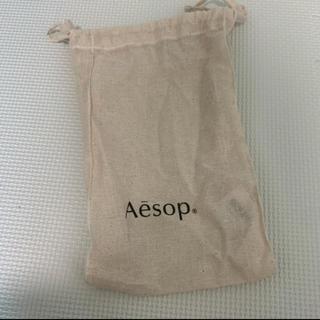 イソップ(Aesop)のイソップ 巾着 ショッパー(ショップ袋)