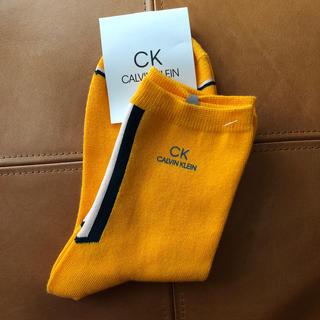 Calvin Klein - 新品タグ付きCALVIN KLEINソックス
