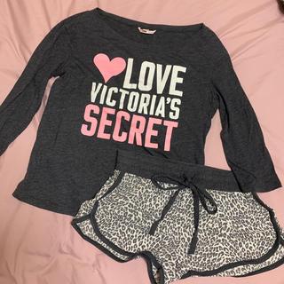 ヴィクトリアズシークレット(Victoria's Secret)の値下げ ヴィクシー 部屋着セット(ルームウェア)
