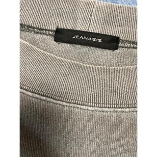 ジーナシス(JEANASIS)のjeanasis  半袖トップス (Tシャツ(半袖/袖なし))