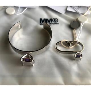 エムエムシックス(MM6)のMM6 MAISON MARGIELA ブレスレット+リング(その他)