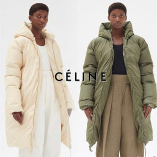 セリーヌ(celine)のceline 18aw ダウンコート フィービ期(ロングコート)