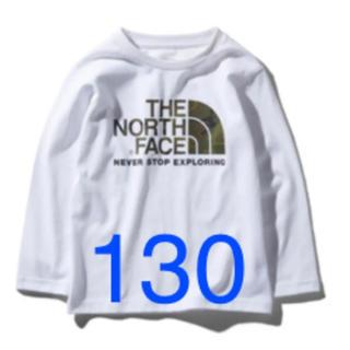 THE NORTH FACE - ノースフェイス ロンT 新品 130