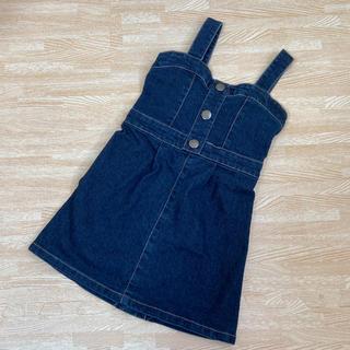 フタフタ(futafuta)のフタフタ バースデイ ジャンパースカート 90サイズ(ワンピース)