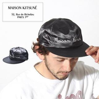 メゾンキツネ(MAISON KITSUNE')のMAISON KITSUNE キャップ(キャップ)