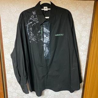 ラフシモンズ(RAF SIMONS)のADD SEOUL オーバーサイズシャツ(シャツ)