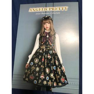 アンジェリックプリティー(Angelic Pretty)のangelic pretty lookbook カタログ(ミニワンピース)