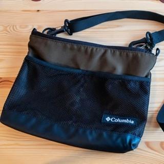 コロンビア(Columbia)の【新品未開封品】Columbia サコッシュ カーキ(ショルダーバッグ)