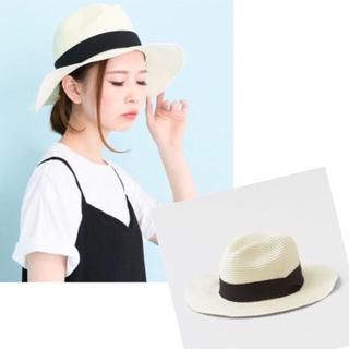 ケービーエフ(KBF)のKBF♡新品未使用(麦わら帽子/ストローハット)
