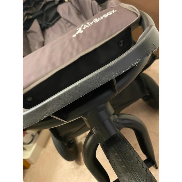 AIRBUGGY(エアバギー)のエアバギーココ スタンダード キッズ/ベビー/マタニティの外出/移動用品(ベビーカー/バギー)の商品写真
