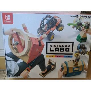 ニンテンドウ(任天堂)の新品未使用 Nintendo LABO (ニンテンドーラボ)toy-con 03(家庭用ゲームソフト)