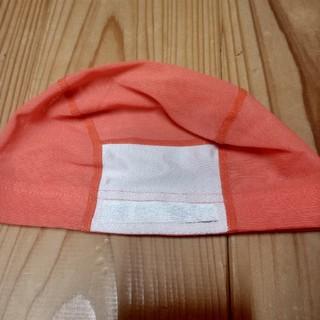 ミズノ(MIZUNO)のルネサンス スイムキャップ オレンジ Lサイズ(マリン/スイミング)