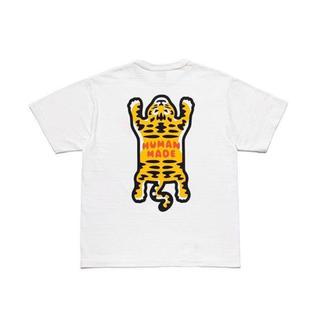 A BATHING APE - HUMAN MADE Tシャツ TIGER XL ヒューマンメイド