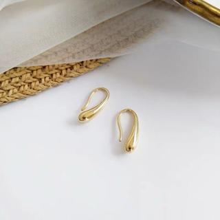 イエナスローブ(IENA SLOBE)の#684 import pierce : SHIZUKU gold(ピアス)