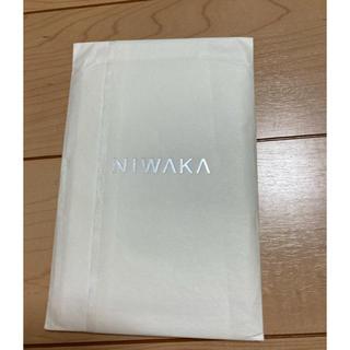 ニワカ(俄)の俄 保証書の保護台紙、つつみ袋、お取り扱いの紙の3点セット(その他)