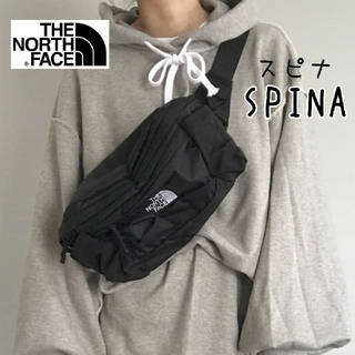 THE NORTH FACE - 《新品・01》ノースフェイス SPINA スピナ ボディバッグ/ウエストバッグ