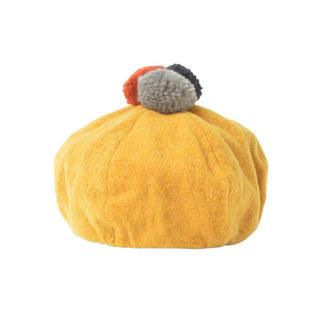 マーキーズ(MARKEY'S)のMARKEY'S☺︎マーキーズ Ocean&Ground ボンボンベレー帽(帽子)