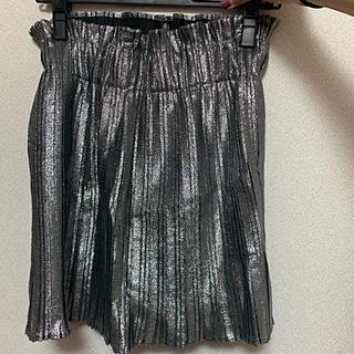 ZARA - ZARA ザラ スカートパンツ ラメパンツ