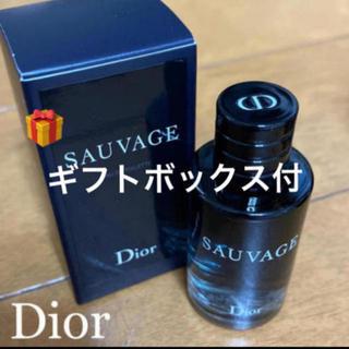 クリスチャンディオール ソヴァージュ 香水 ミニサイズ 10ml オードゥトワレ