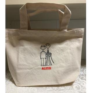 アレッシィ(ALESSI)のアレッシィ オーガニック コットン トートバッグ(トートバッグ)