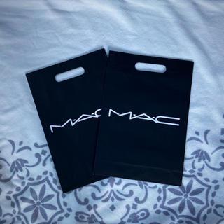 マック(MAC)のMAC ショップ袋(ショップ袋)