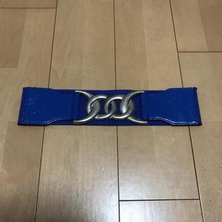 トーガ(TOGA)の【販売9/23 12時まで】ヴィンテージゴムベルト(ベルト)