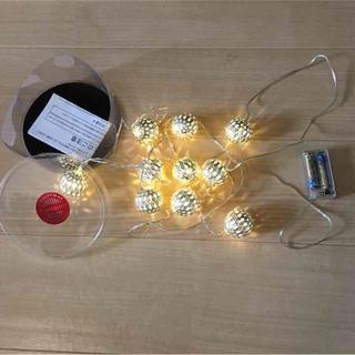 フランフラン(Francfranc)の美品 間接照明 ボールライト(その他)