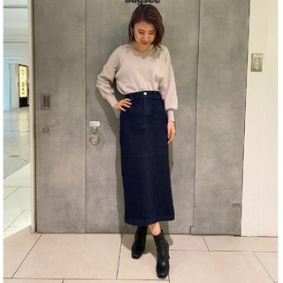 VICKY - 【新品タグ付き】VICKYデニムスカート