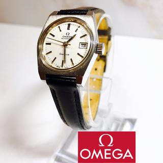 オメガ(OMEGA)の☆美品☆オメガ ジュネーブ☆自動巻☆完動品/腕時計(腕時計)