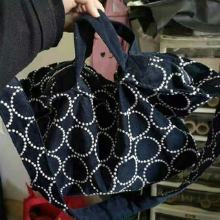 ミナペルホネン(mina perhonen)のミナペルホネン 刺繍ショルダーバッグ 斜め掛けバッグ(ショルダーバッグ)
