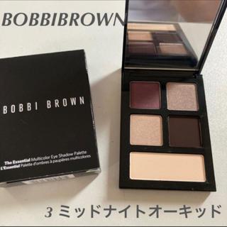 ボビイブラウン(BOBBI BROWN)の末使用 BOBBIBROWN エッセンシャルマルチカラーアイシャドウパレット(アイシャドウ)