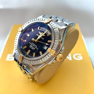 BREITLING - Breitling腕時計 Headwind Day-Date (B45355)