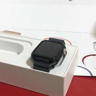 Apple - 【値下げました】Apple Watch series5 ゴールドアルミニウム