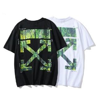 OFF-WHITE - 大人気!OFF WHITEオフホワイト半袖Tシャツ 二枚  F3