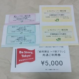 JR - JR東日本系列割引券のセット