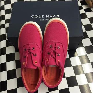 コールハーン(Cole Haan)のコールハーン キッズスニーカー 20センチ(スニーカー)