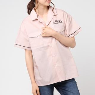 イーハイフンワールドギャラリー(E hyphen world gallery)のボーリングシャツ(シャツ/ブラウス(半袖/袖なし))