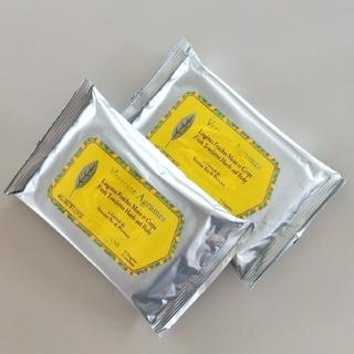 ロクシタン(L'OCCITANE)のロクシタン シトラスヴァーベナ タオレッツ 2個(制汗/デオドラント剤)
