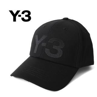 Y-3 - 新品 ワイスリー  Y-3  ブラック キャップ CAP 帽子 送料無料 メンズ
