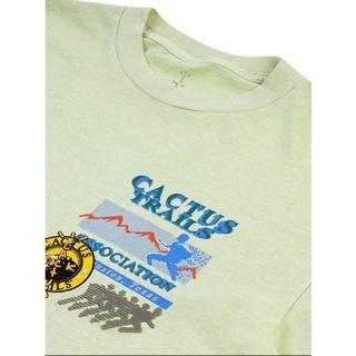 カクタス(CACTUS)のTravis scott Tシャツ XL/NIKE Jordan(Tシャツ/カットソー(半袖/袖なし))