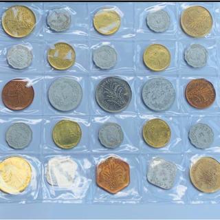 ‼️超レア‼️ミャンマー古銭コレクション1セット‼️(貨幣)