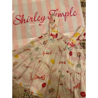 シャーリーテンプル(Shirley Temple)のキャンディー ワンピース 80(ワンピース)