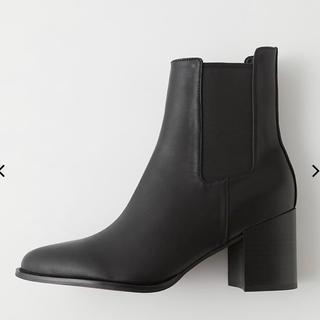 マウジー(moussy)のMOUSSY SIDE GORE ブーツ Mサイズ(ブーツ)