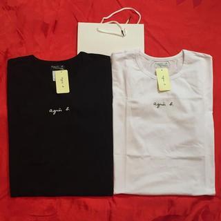 アニエスベー(agnes b.)のagnes b. アニエス?ベー 半袖Tシャツ2枚Sサイズ(Tシャツ/カットソー(半袖/袖なし))
