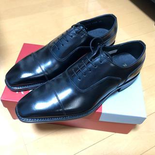 リーガル(REGAL)の未使用品 約2.5万円 REGAL 本革靴 シューズ 25cm(ドレス/ビジネス)