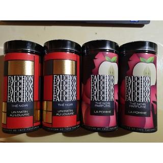タカシマヤ(髙島屋)のFAUCHON フォション フォーション 紅茶 4本セット(茶)