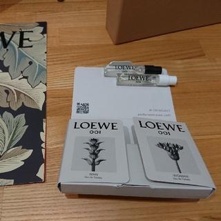 ロエベ(LOEWE)のLOEWE オードトワレ ショップバックetc(香水(女性用))