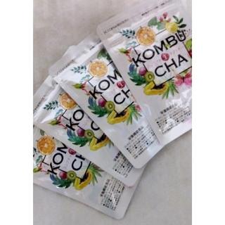 4袋 コンブチャ生サプリメント(ダイエット食品)