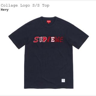 シュプリーム(Supreme)のsupreme collage  Logo S/S Top(Tシャツ/カットソー(半袖/袖なし))