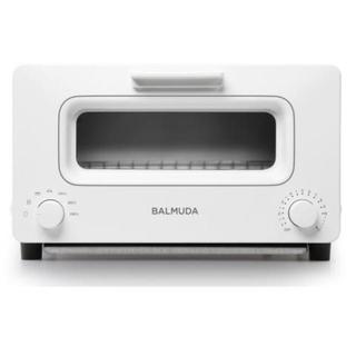 バルミューダ(BALMUDA)の新品未開封 バルミューダ ザ・ トースター K01E ホワイト(調理機器)